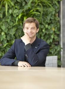 Benjamin Küsters, Geschäftsführer der Gartenhof Küsters GmbH